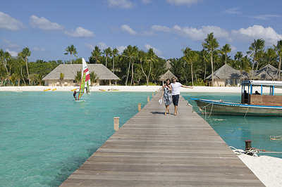 Resort Credit at Veligandu Island Resort & Spa